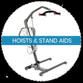 HOISTS & STAND AIDS